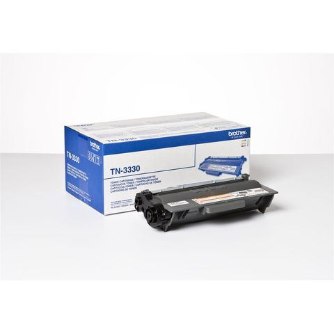 Original Toner BROTHER TN-3330, 3.000 Seiten, OVP