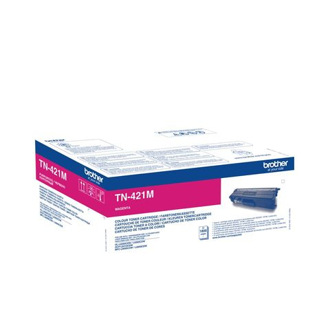 Original Toner BROTHER TN-421M, 1.800 Seiten, OVP